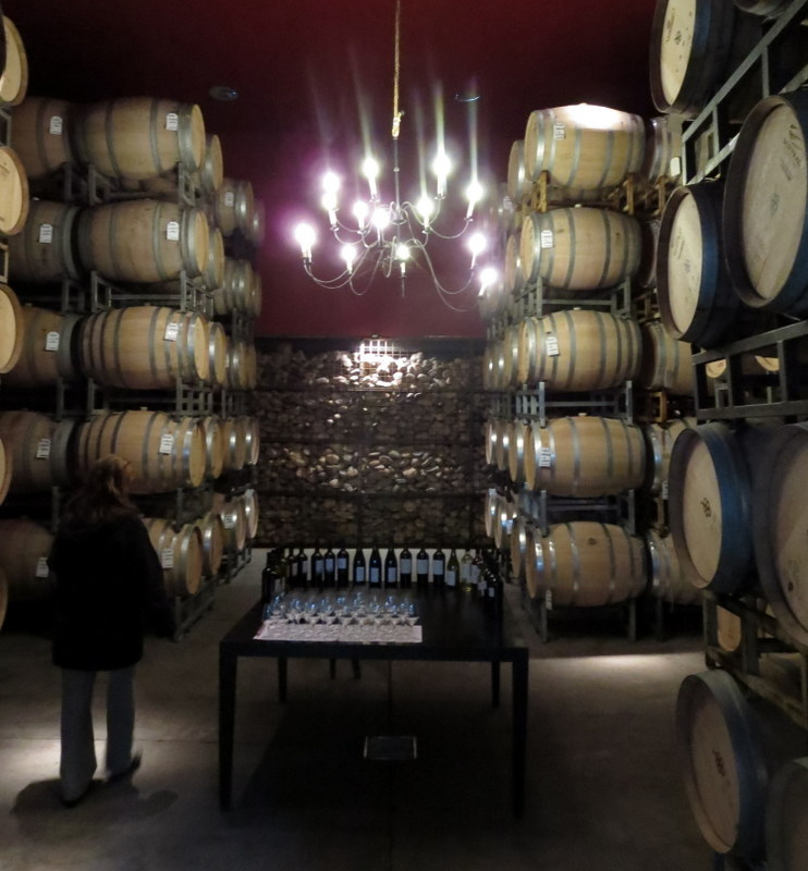 Tapiz  - Barrel Room
