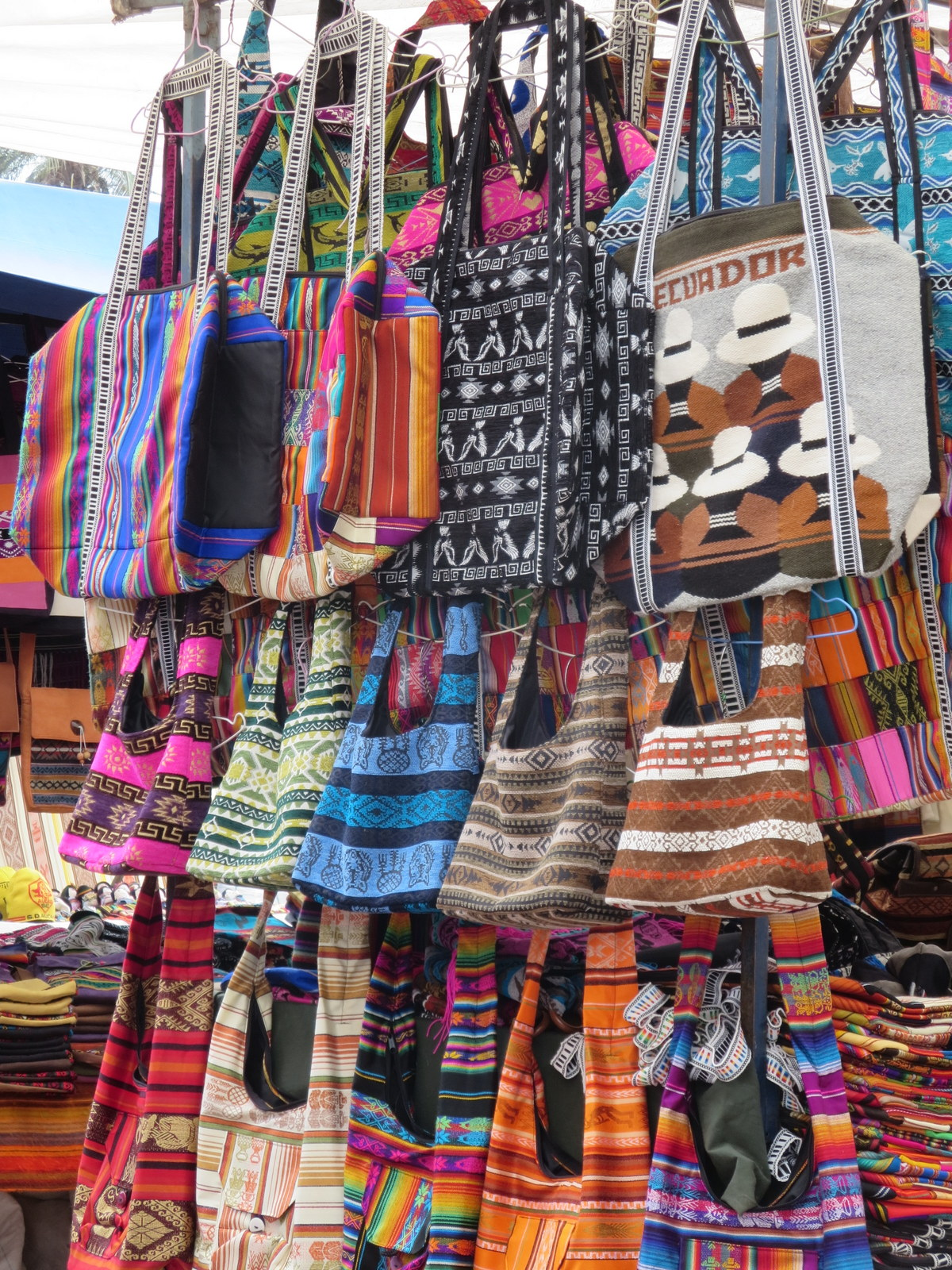 Otavalo - The Tourist M