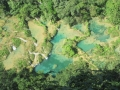 Semuc from above