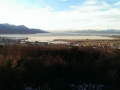 Ushuaia Bay from the Martial Mountains
